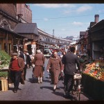 Shepherds Bush Market in 1960 (Charles W. Cushman Collection)
